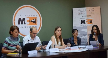 The Obstacles facing the monitoring group and current problems relating to violation of human rights in penitentiary institutions: Press conference